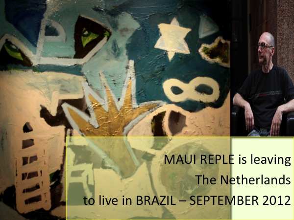 Maui Reple is leaving the Netherlands